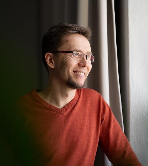 Kuvassa konsultti Petri Katko.