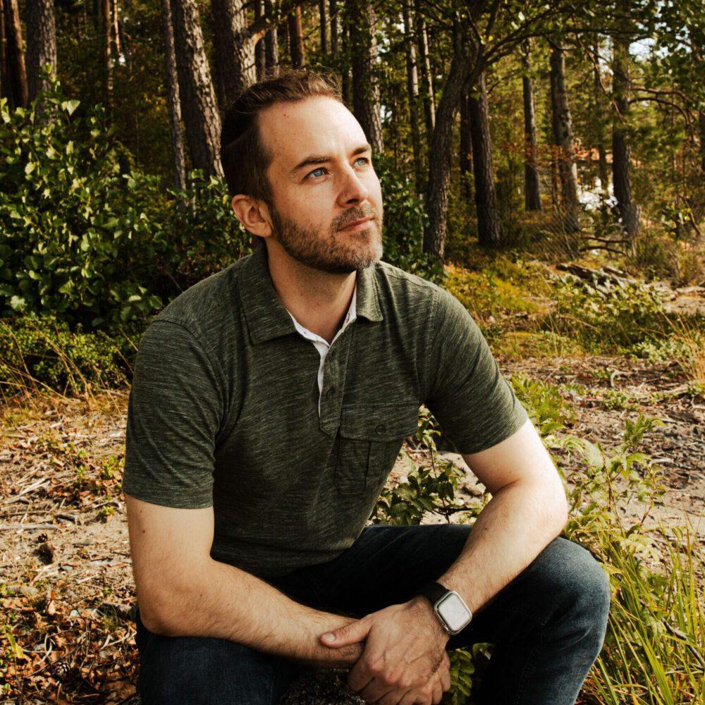 Kuvassa konsultti Jori Linnamäki.
