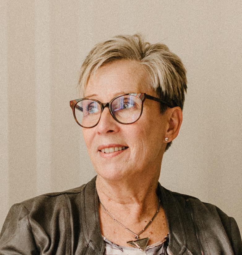 Kuvassa konsultti Kaija Westermark.